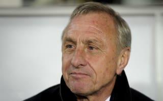 'The best footballer Europe has produced' - Johan Cruyff: 1947-2016