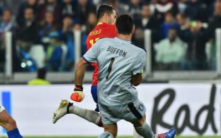 Vitolo admits shock at Buffon blunder