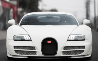 Last-ever Bugatti Veyron to go under the hammer