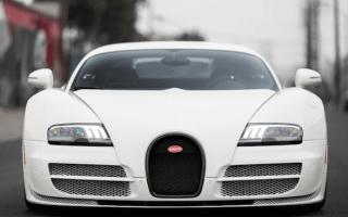 Last-ever Bugatti Veyron to go under the hammer