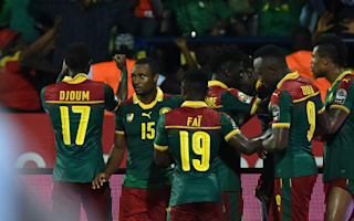 Cameroon 2 Ghana 0: Late double sends Broos' boys into the final