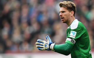 Zieler close to Leicester move as Hannover confirm medical