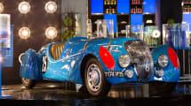 Así era el mítico Peugeot 402, el coche que desapareció por la Segunda Guerra Mundial