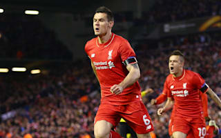 Liverpool comeback one of the best games in years - Lovren