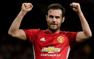 Manchester United 1 Rostov 0 (2-1 agg): Mata decisive as Mourinho's men progress