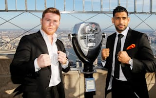 Huge incentive for Khan in daunting Canelo bout