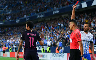 Neymar should not be banned for Clasico, says Mascherano