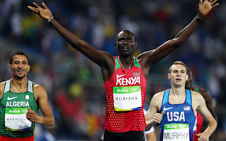 Rio 2016: Imperious Rudisha retains 800m title