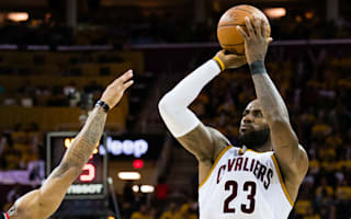 LeBron James passes Abdul-Jabbar for second in postseason scoring
