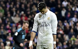 Ronaldo hurt by Madrid boo-boys - Navas