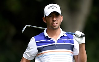 Larrazabal ends topsy-turvy day ahead as Valderrama bites back