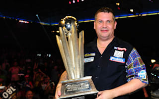 PDC champion Anderson may need glasses