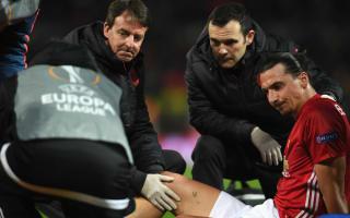 'Significant ligament damage' set to end Ibrahimovic's season