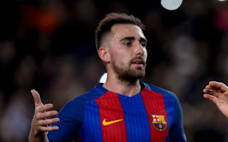 Luis Enrique had no doubts over Alcacer