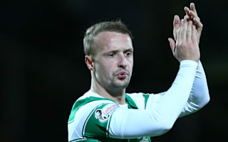 Celtic 8 Hamilton Academical 1: Griffiths claims match ball in Parkhead rout
