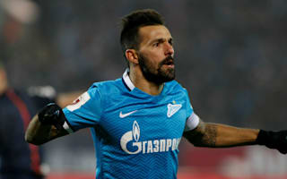 Danny leaves Zenit after nine years