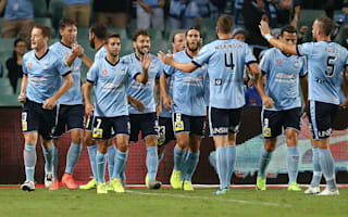 Sydney FC 1 Central Coast Mariners 0: Premiers' Plate within Sky Blues' grasp