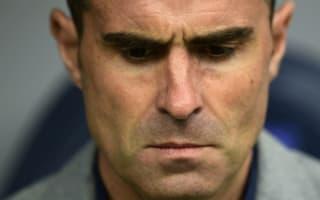 Garitano sacked by LaLiga strugglers Deportivo
