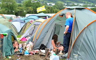 End of muddy festival tents? Glastonbury to get new £5m hotel