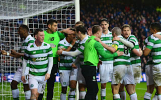 Rodgers salutes unbeaten Celtic after Old Firm glory