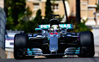 Hamilton happy to take points and move on