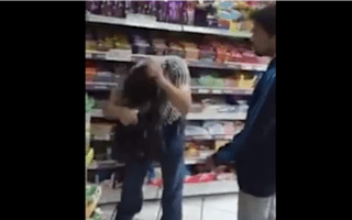 'Costcutter Slapper': Shopkeeper pleads guilty to slapping an alleged shoplifter