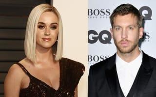 DJ Calvin Harris announces duet with Katy Perry