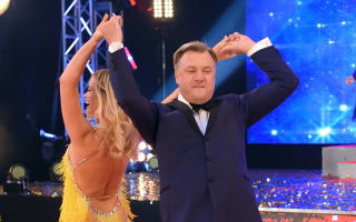 Ed Balls paired with Russian dance partner Katya Jones for Strictly