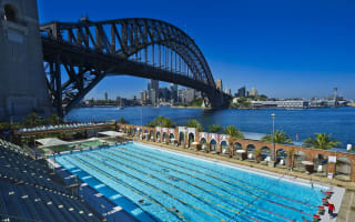 The world's most beautiful public swimming pools