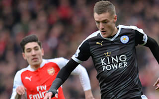 Pires backs Vardy to be a success at Arsenal