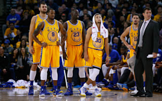 Warriors not thinking about NBA record - Bogut