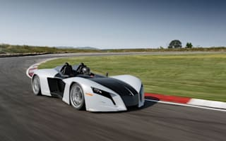 Canadian Magnum Mk5 sports car revealed