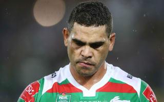 Rabbitohs captain Inglis ruptures ACL