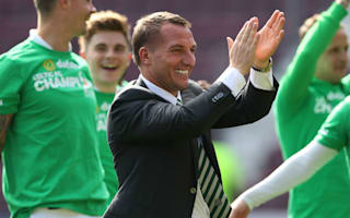 I'm a very lucky supporter - Rodgers delighted with Celtic extension