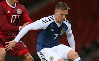 Scotland 1 Denmark 0: Lapse from Agger hands Strachan's men victory