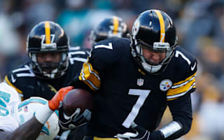 Roethlisberger plays down injury concerns
