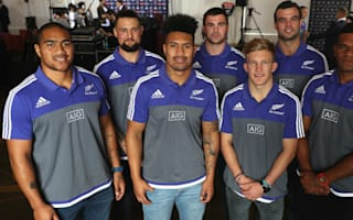 Six uncapped players named in All Blacks squad
