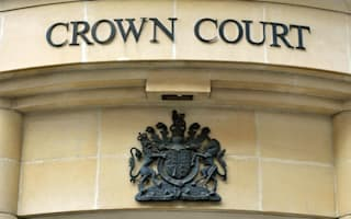 Short-sighted motorist who mowed down pedestrian at crossing is handed community service