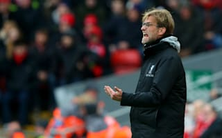 Klopp: Not possible for Liverpool to go lower