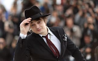 Pete Doherty questioned over stolen train trolley