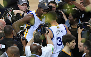 Curry and Durant want Warriors stay