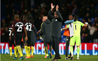 Toure's two-goal display delights Guardiola