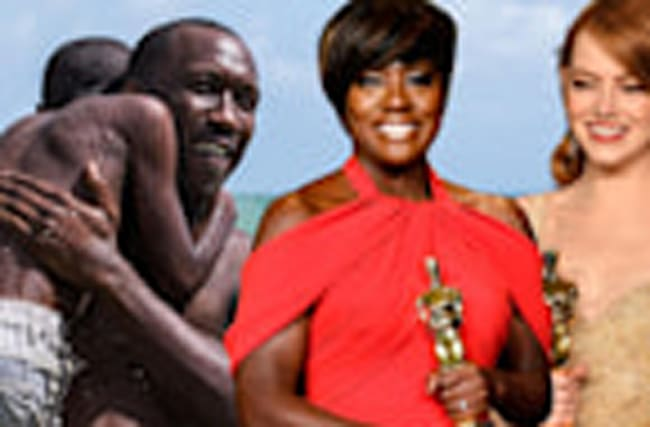 2017 Oscars Winners Recap