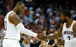 Cavs, Spurs ease into 2-0 leads
