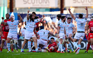 Racing end Toulon's European reign, Tigers hammer Stade