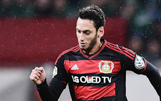 Spurs want Calhanoglu, claims agent