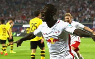 RB Leipzig 1 Borussia Dortmund 0:  Keita stuns BVB late on
