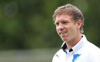 Bundesliga record-breaker Nagelsmann replaces Stevens at Hoffenheim