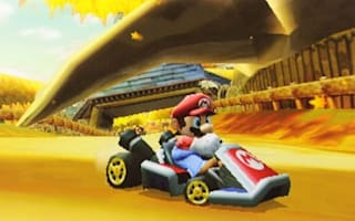 Mario to gets his ride pimped at the LA Show