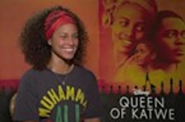 EXCLUSIVE: Alicia Keys Opens Up About 'Queen of Katwe' Soundtrack